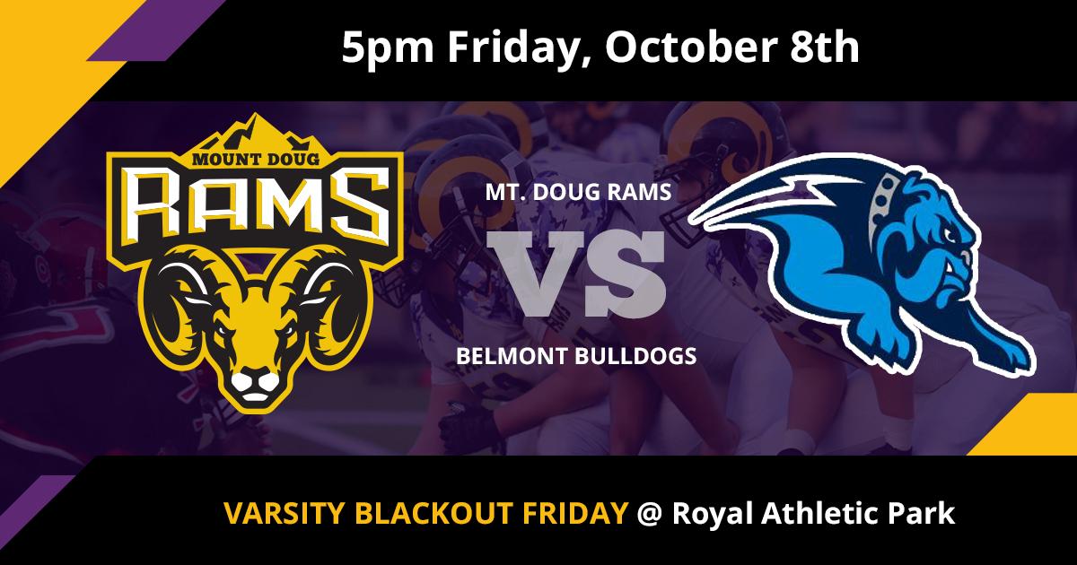 Rams vs Bulldogs